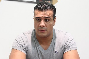 Alberto del Rio no aparacera en PPV No Way Out.