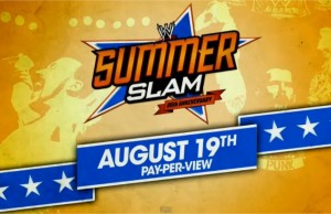summer slam 2012 evento de la WWE