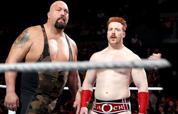 big show vs sheamus