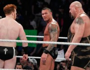 The Big Show Randy y Sheamus