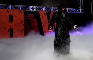 El regreso del The undertaker