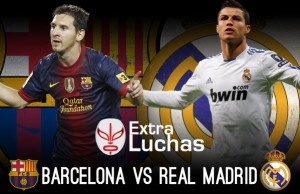 Barcelona vs Real Madrid 2013
