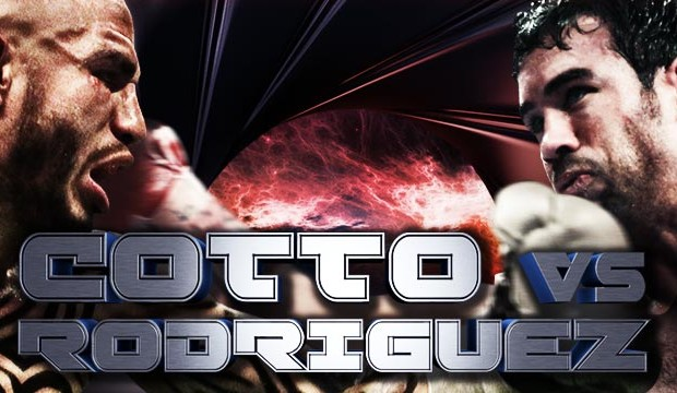 Cotto vs Rodriguez 2013