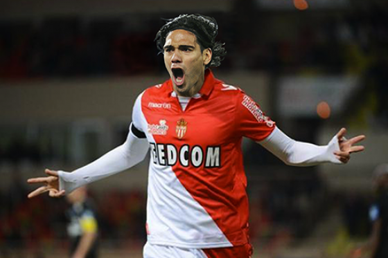 Radamel Falcao AS Monaco Ligue 2013
