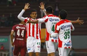 Necaxa Futbol Mexicano Ascenso MX