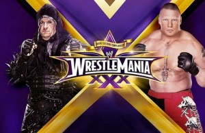 Undertaker vs Brock Lesnar Wrestlemania 30