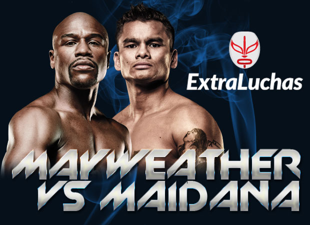 Mayweather vs Maidana En Vivo Pelea 2014