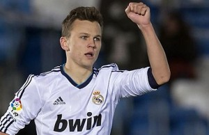 Denis Cheryshev Fichaje del Real Madrid